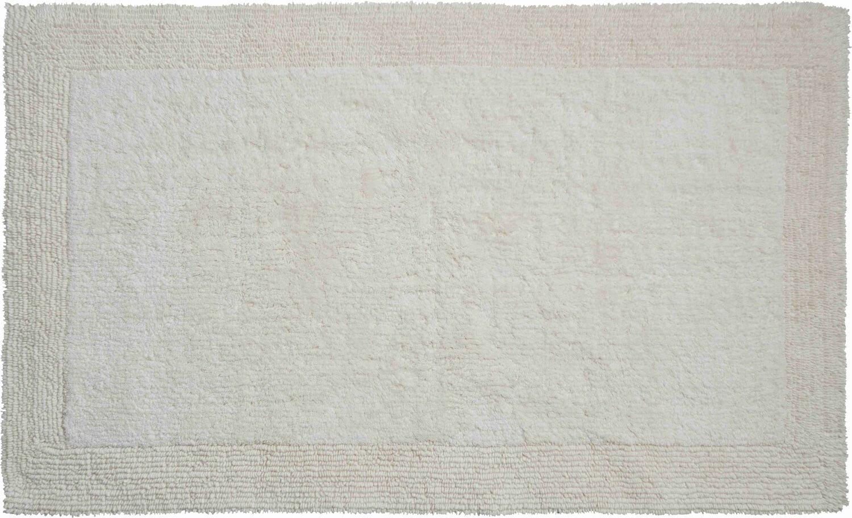 Prírodná obojstranná kúpeľňová predložka z bavlny Luxor - Grund
