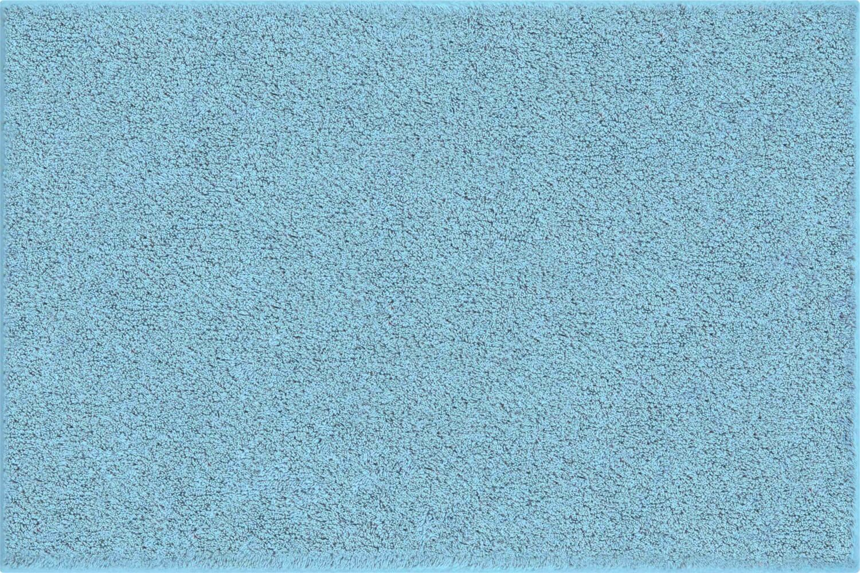 Modrá kúpeľňová predložka z bavlny Marla - Grund